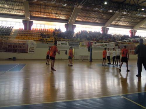 Αγώνες Volley 09