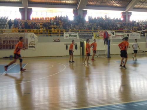 Αγώνες Volley 12