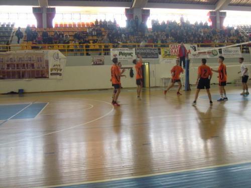 Αγώνες Volley 11