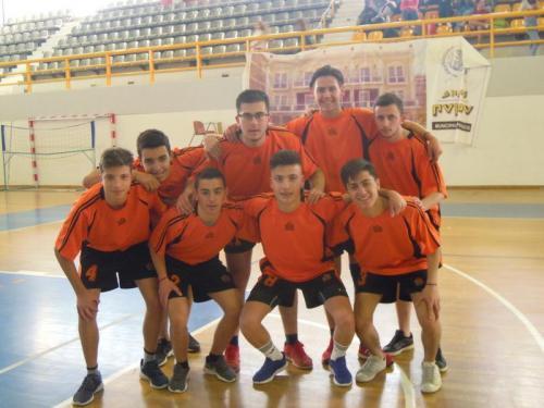 Αγώνες Volley 08
