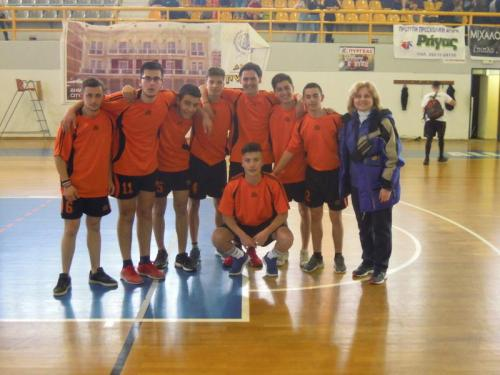 Αγώνες Volley 10