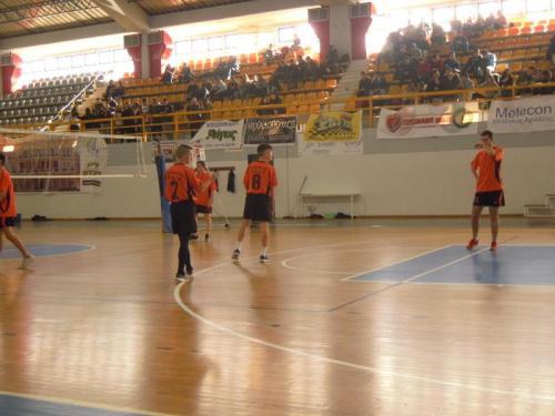 Αγώνες Volley 13