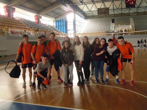 Αγώνες Volley 01