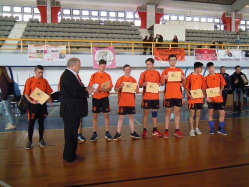 Αγώνες Volley 07