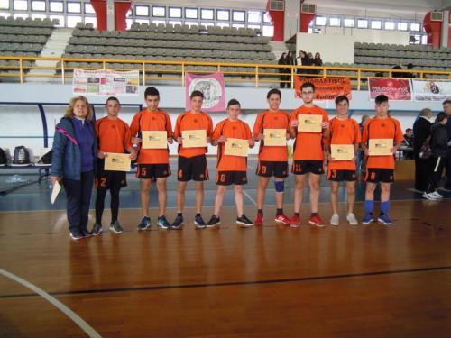 Αγώνες Volley 05